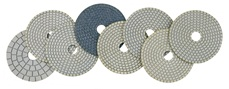 YF-07 002 DIAMOND POLISHING PADS