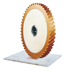 YF-08 008 silent core milling wheel